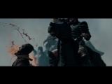 Конан-варвар (2011). Нападение чужеземцев на деревню Конана