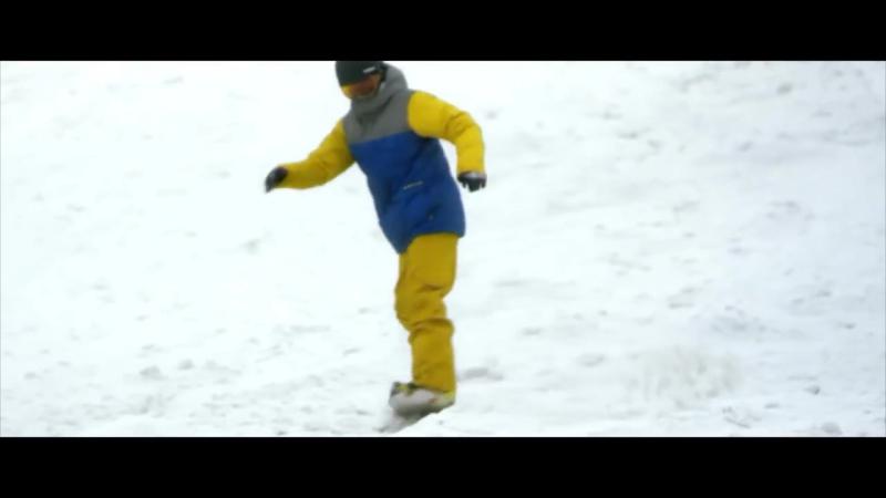 12 подвигов Hilux- Снежный дрифт