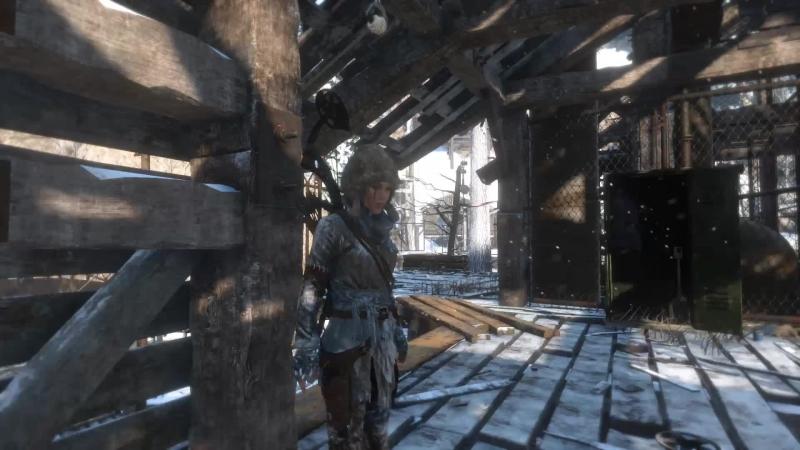 Прохождение Долины греха | Rise of the Tomb Raider