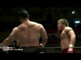 Daisuke Sekimoto, Hideki Suzuki, Kohei Sato vs. Ryuichi Kawakami, Yoshihisa Uto, Taishi Takizawa (BJW - Korakuen Hall)