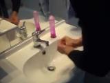 Необычное сексуальное мыло)))