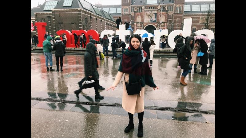 Новый год 2018. Гамбург. Амстердам. Дюссельдорф
