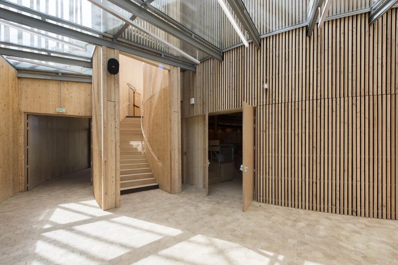 Hardelot Theatre / Studio Andrew Todd