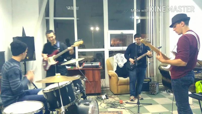 Guitar Galaxy - Брюнетки и Блондинки (Звери cover)