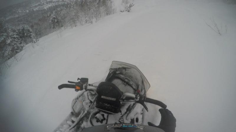 Ski Doo Summit X163 800 E-TEC