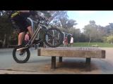 Beginner Trials_ 2.5 Months On A Trials Bike