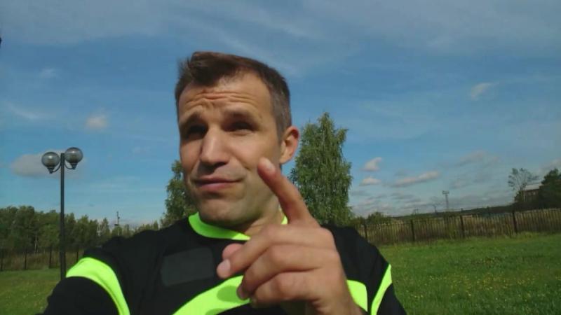 Приглашение в детский футбольный клуб StarBall от актера Тимура Ефременкова