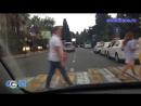 Неработающий в центре Сочи светофор провоцирует автомобильные пробки