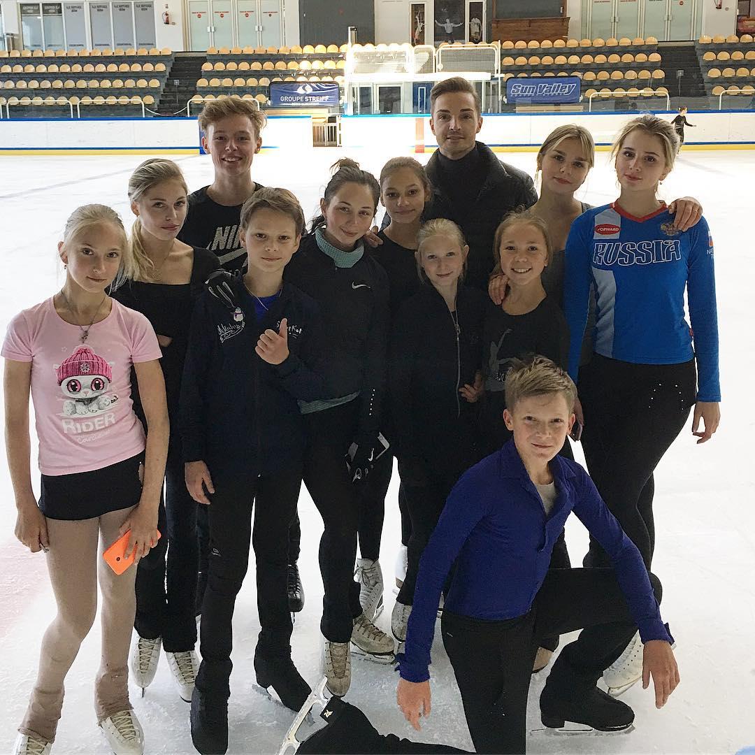Группа Мишина - СДЮСШОР «Звёздный лёд» (Санкт-Петербург) - Страница 27 XLasEdb-0ak