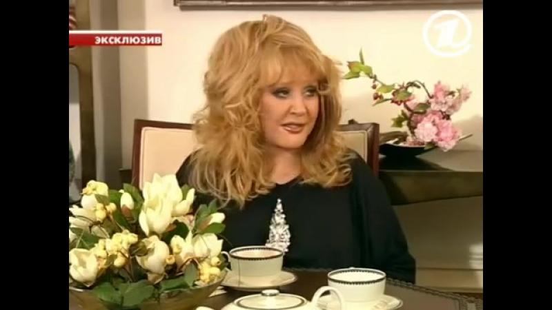 Алла Пугачёва - Пусть говорят.В постели с Примадонной (2011)