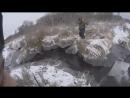Охота_на_бобра_с_ружьем_зимой__выстрел_по_бобру__hunting_for_a_beaver