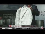 Зал славы изготовил пиджак в честь Крэйга Сэйгера