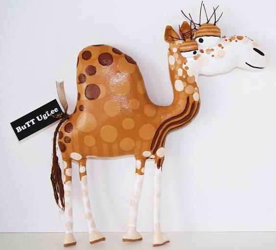 верблюд игрушка