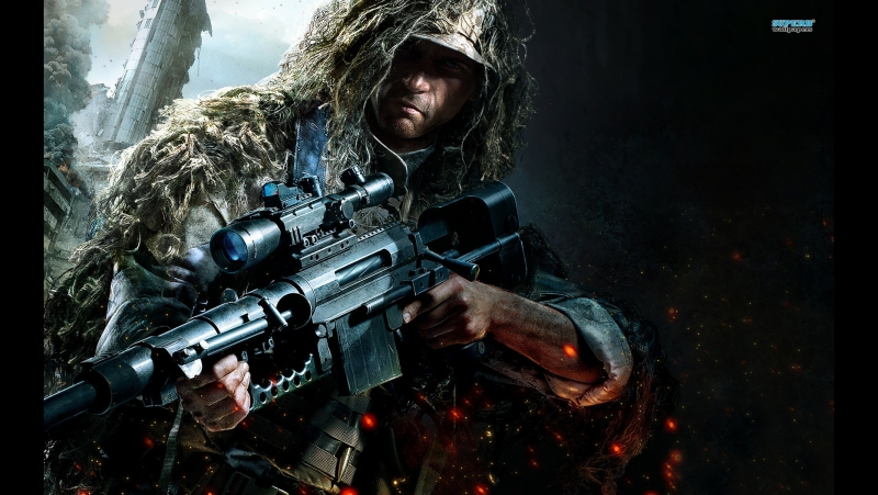 Sniper Ghost Warrior 3 (Лабиринт)