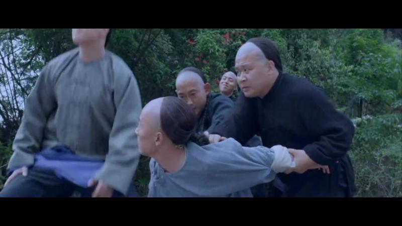 Мастер кунг-фу. Сказание о наставнике Багуа