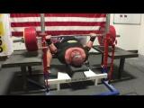 Блейн Самнер - жим лежа 410,5 кг