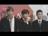 171202 Melon Music Awards 2017 EXO Red Carpet