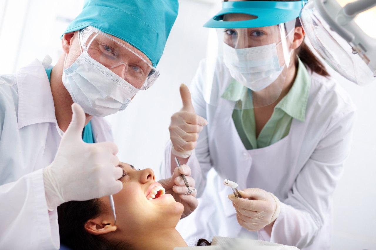 Типы первичной стоматологической помощи