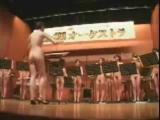 оркестр голых японок ( натуризм )