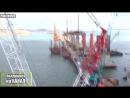 Керченский мост 23 11 2017 СВЕЖИЕ КАДРЫ СТРОИТЕЛЬТСВА МОСТА СМОТРЕТЬ ДО КОНЦА