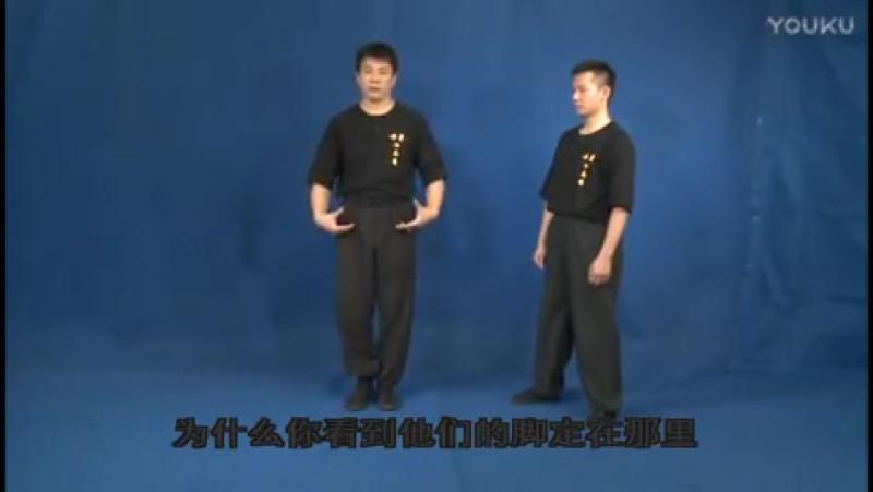 IP Man Wing Chun-Jiang Zhiqiang punch line__seek Bridge-2