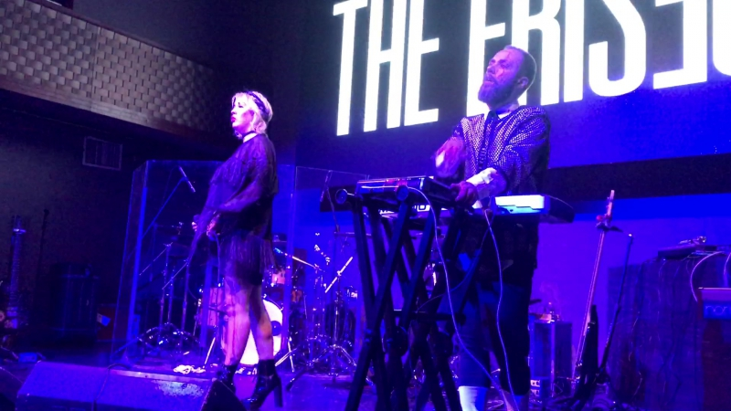 The Erised concert, Stage 48, New York (12.10.17)