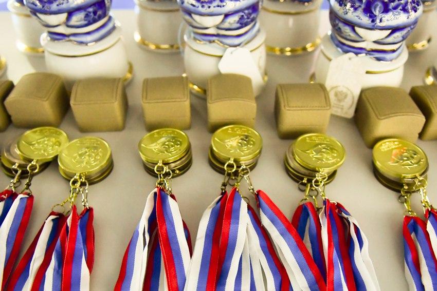 ЧМ 2017 по самбо в Сочи в 2017 году - награды и медали