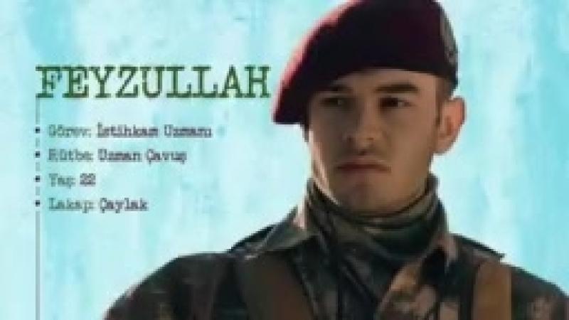 Söz Karakter Teaserı Feyzullah