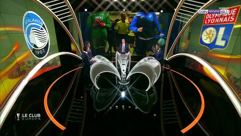 330 EL-2017/2018 Atalanta - Olympique Lyon 1:0 (07.12.2017) FULL