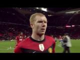 Манчестер Юнайтед (Англия) 3:3 ЦСКА (Москва)