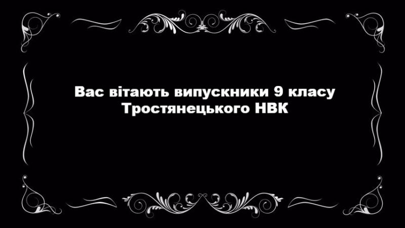 Випуск 2017 Тростянецький НВК