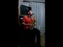 Правильный вечер после работы чай, кальян и саксофон 2