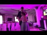 Свадебный танец. Таня и Саша