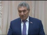 Встреча Н.К. Попова с активом г.Донской