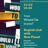 07/04 English Club with New Planet