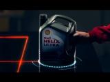 Моторное масло из природного газа  Shell Helix Ultra