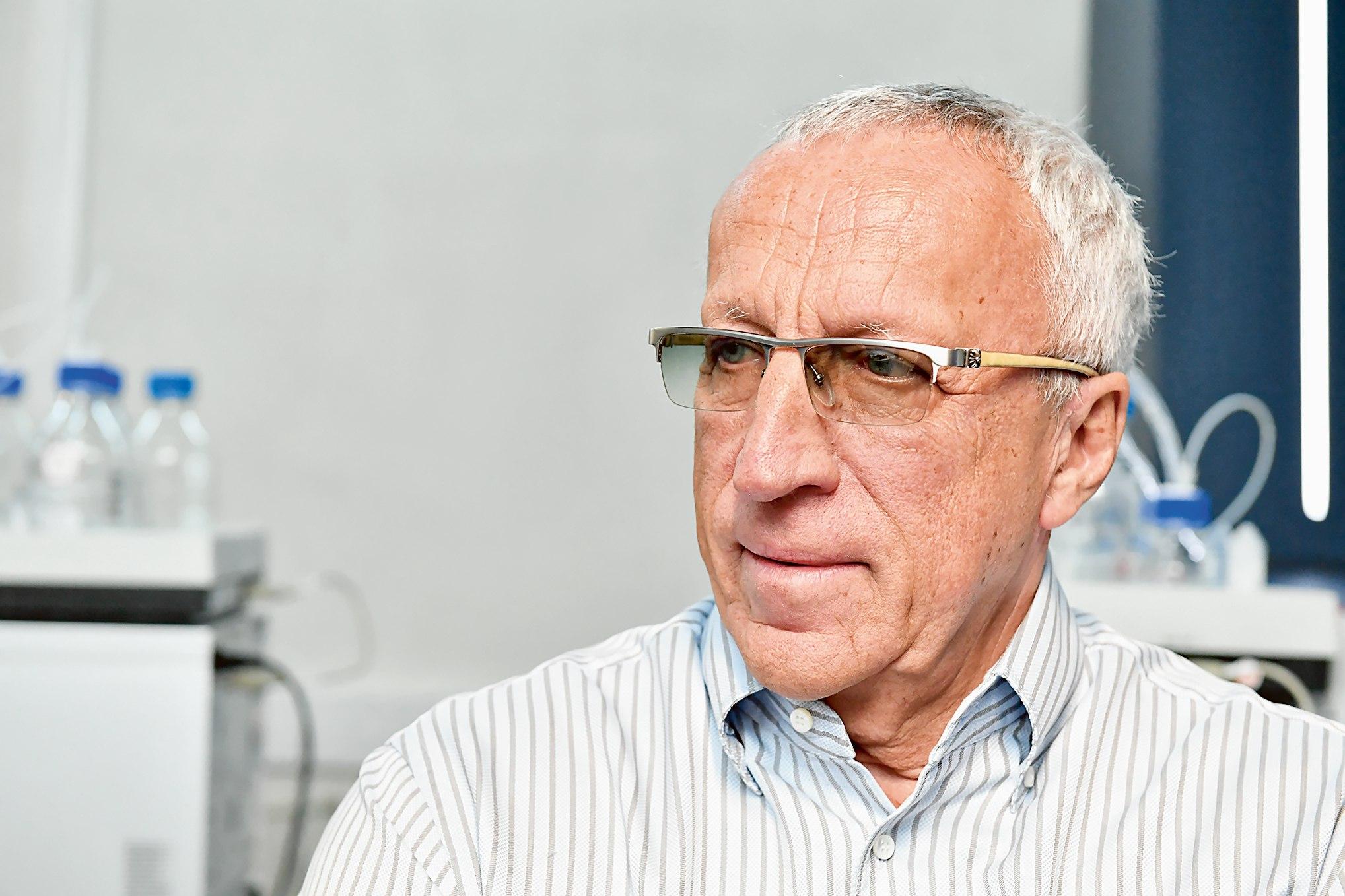 Ректор Сколтеха Александр Кулешов: