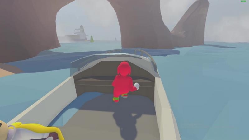 Тусим на яхте