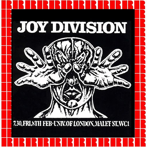 Joy Division альбом University of London (Hd Remastered Edition)