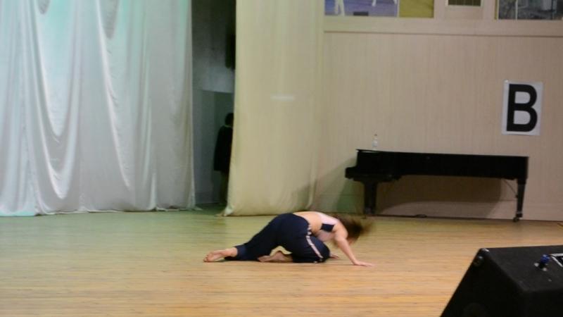 Kherson Dance Fast 10/12/2017 Иванова Лена
