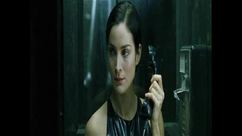 Матрица - Метро.Часть2:Тринити не решается признатся Нео в ствоих чувствах(roleplay_for_the_movie_matrix)