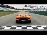 Porsche 911 GT2 RS vs Lamborghini Huracán Performante Track Battle