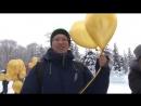 Глава Хакасии поделился видео с трогательной акции