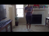 Лучшие фитнес упражнения на жиросжигание дома