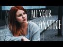 B A C K S T A G E: ALEXGOR x ANSTICE
