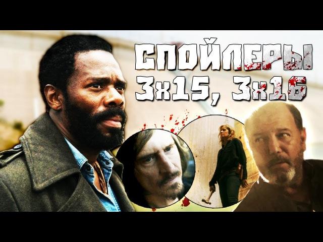Убийственный финал 3 сезона Бойтесь Ходячих Мертвецов. Спойлеры, интриги, кровь ...