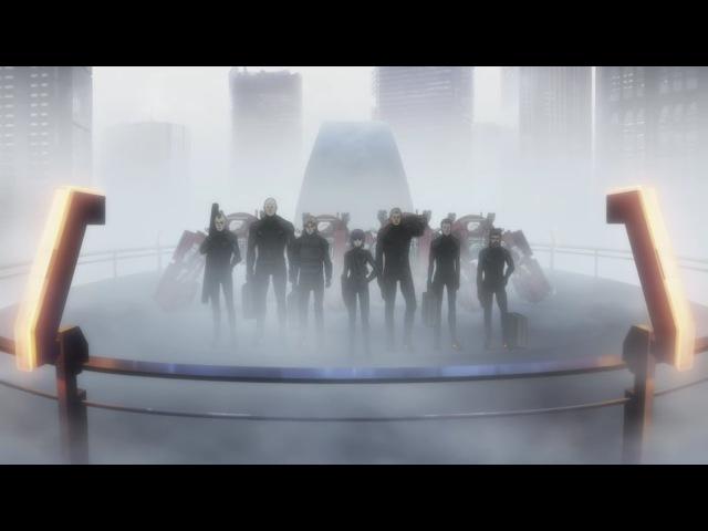Призрак в доспехах Ghost in armor Новый фильм Action,Sci Fi 2015