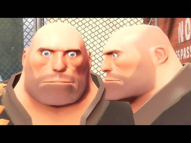 Андромалик пробует TEAM FORTRESS 2 - ПУЛЕМЕТЧИК ОТ БОГА 1