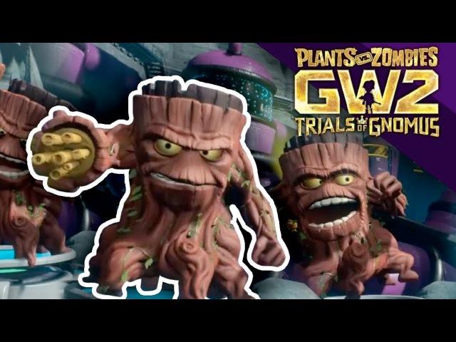 ОБЗОР НА TORCHWOOD - Plants vs Zombies: Garden Warfare 2