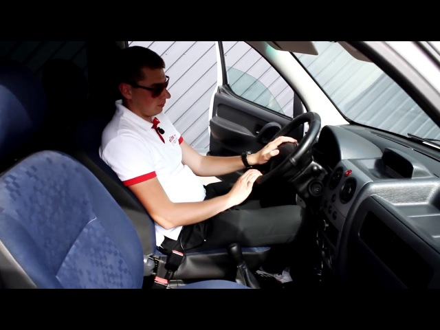 ОБЗОР Peugeot Partner 1.6 HDI Бодрый каблучок Пежо Партнер/ Ситроен Берлинго